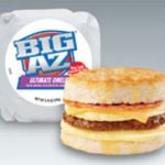 Big AZ Breakfast Biscuit