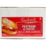 Raybern's Pastrami & Cheese
