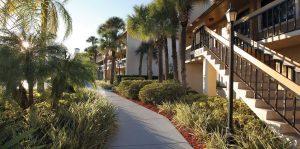We had several choices of Orlando resorts from Wyndham.