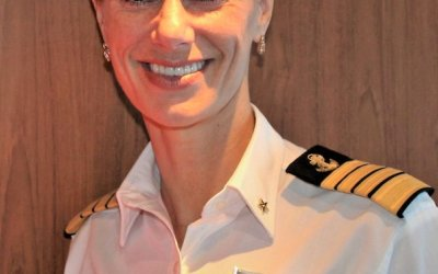 News on Celebrity Captain Kate MCCue