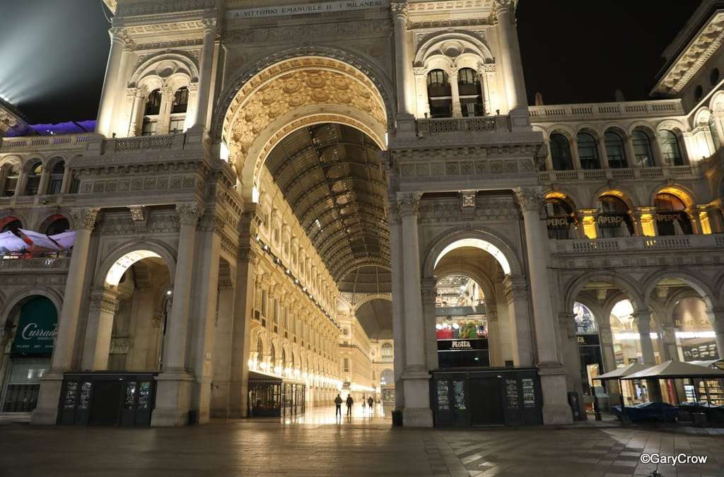 Milan: The Duomo and the Galleria in Photos