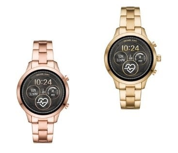 Wear OS by Google + Michael Kors = Fashion, Function and Fitness for Travel