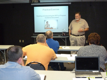 Public Safety Grant Writing Training