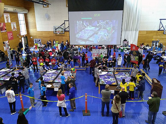 BC FIRST Lego League Championship