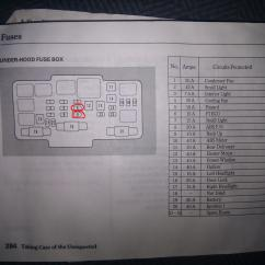 Honda Civic 98 Fuse Box Diagram 3 Way Light Switch Wiring Australia 2001 Dash Lights Autos Weblog