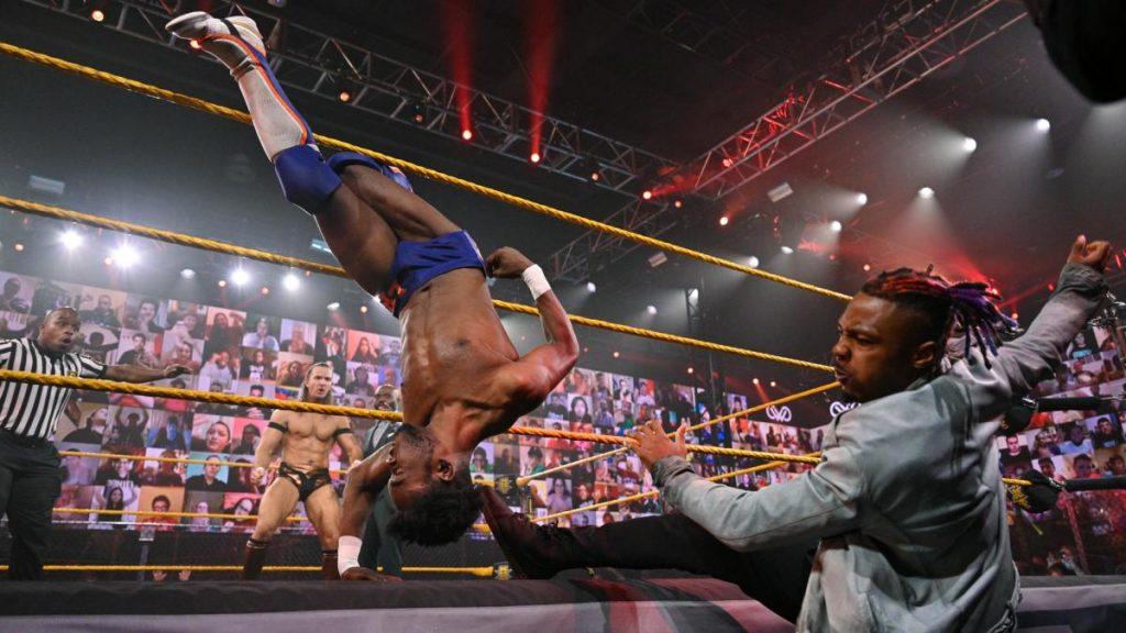 WWE NXT results – 24/02/2021 (No DQ match, NXT Women's Champion Io Shirai in action) » FirstSportz