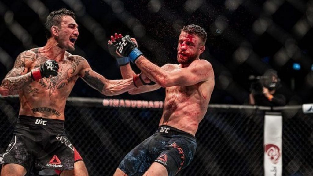 Max Holloway Calvin Kattar - FirstSportz