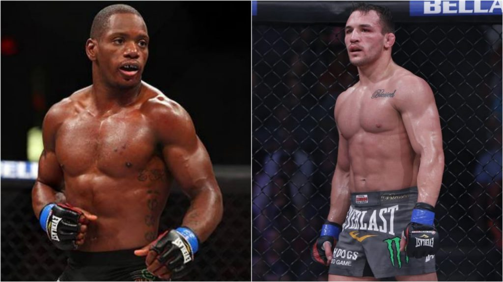 Will Brooks Michael Chandler - FirstSportz