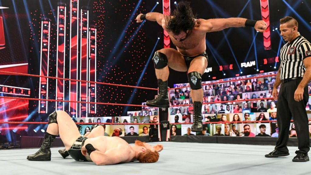 wwe drew mcintyre sheamus - FirstSportz