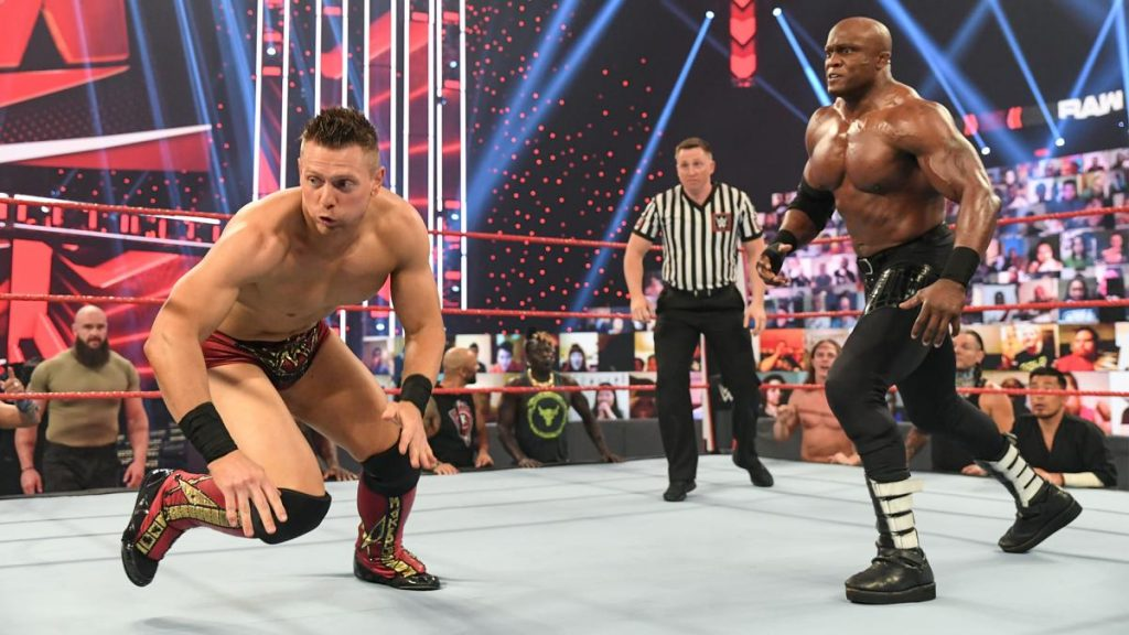 wwe miz bobby lashley - FirstSportz