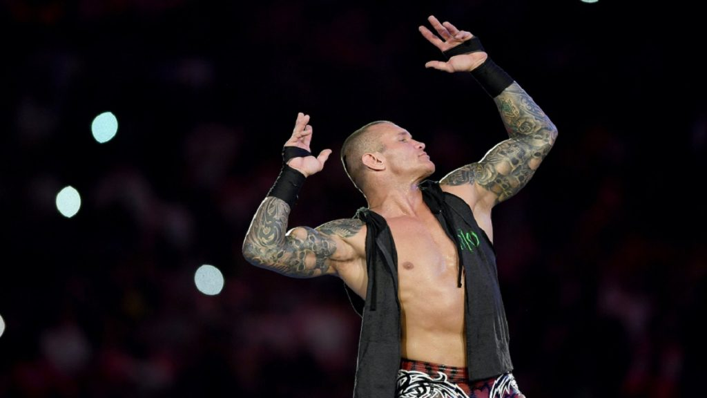 wwe randy orton - FirstSportz