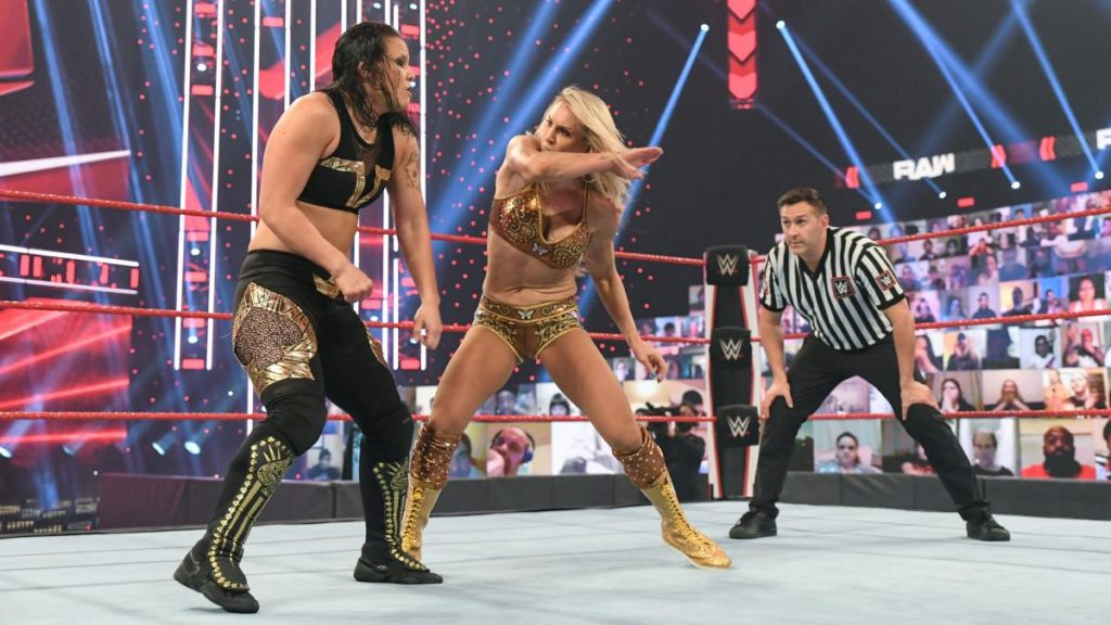 wwe shayna baszler charlotte flair - FirstSportz