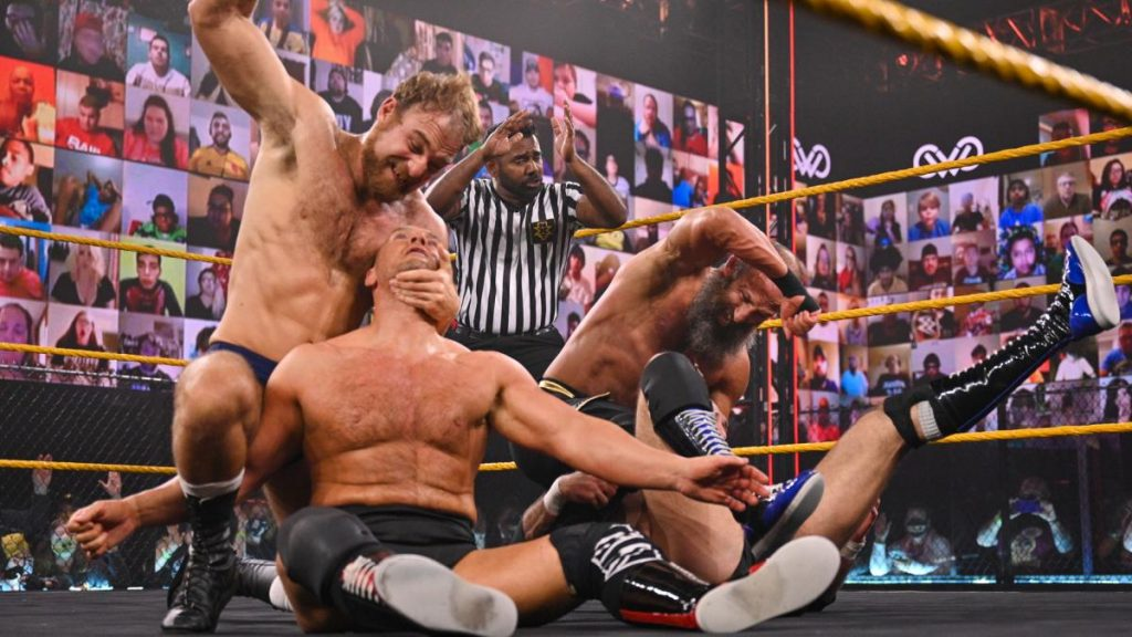 wwe timothy thatcher tommaso ciampa - FirstSportz