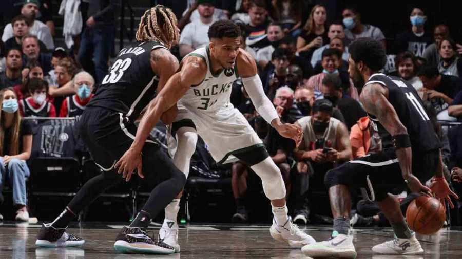 2021 NBA Playoffs: Brooklyn Nets vs Milwaukee Bucks Game 7 ...