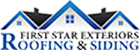 First Star Exteriors Logo