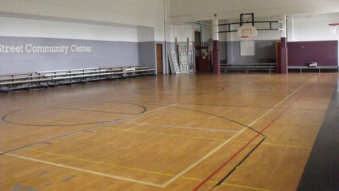 Another picture of the Gymnasium