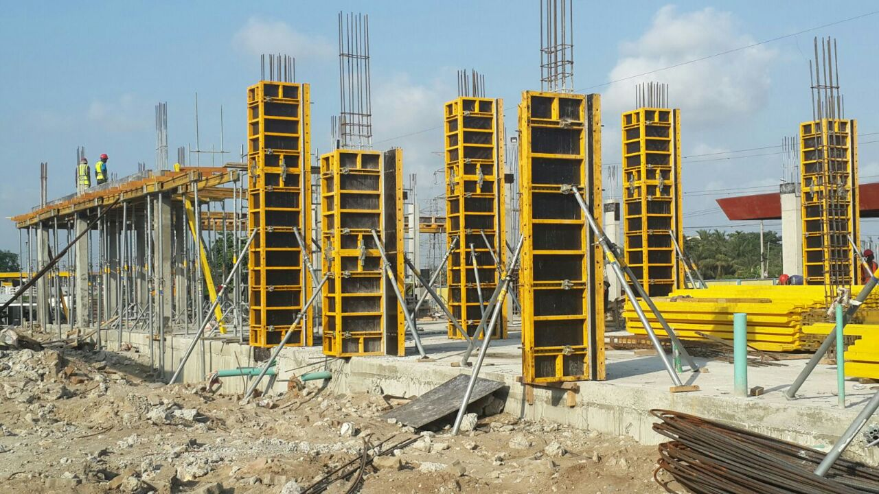 Building construction   First Synergi Constructions Ltd.