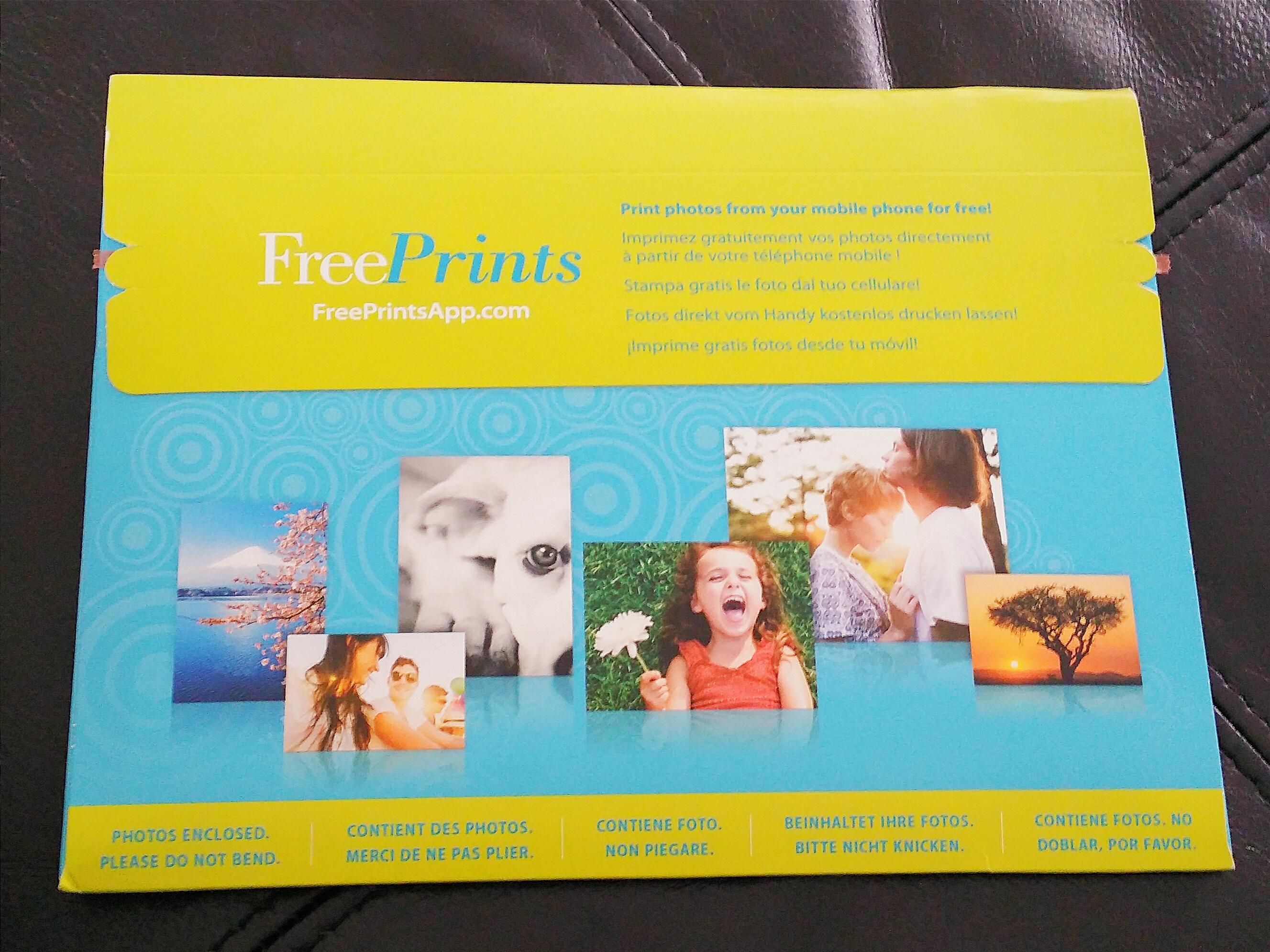 free prints photo printing