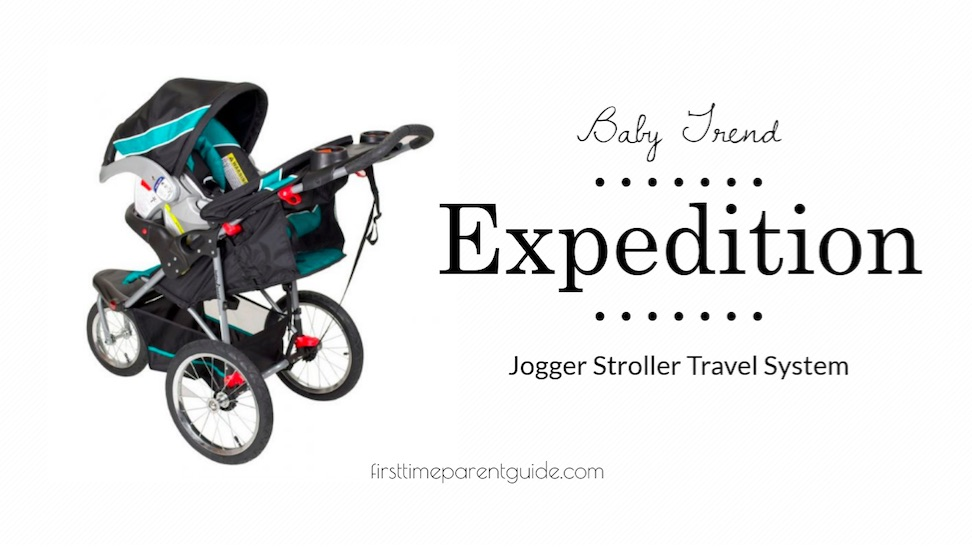 The Baby Trend Expedition Jogger Travel System Review