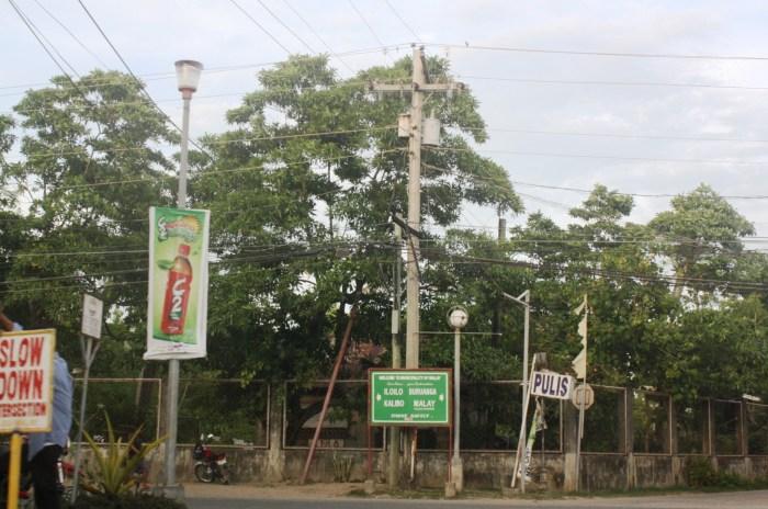 The way to Iloilo.