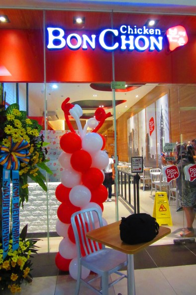Bacolod is BonChon's 91st store in the country.