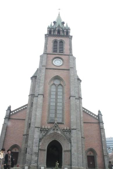 Myeondong Cathedral, South Korea