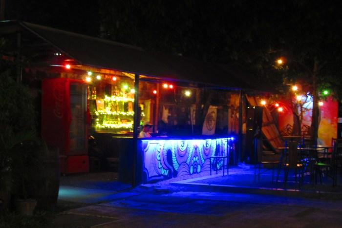 Homegrown Bar