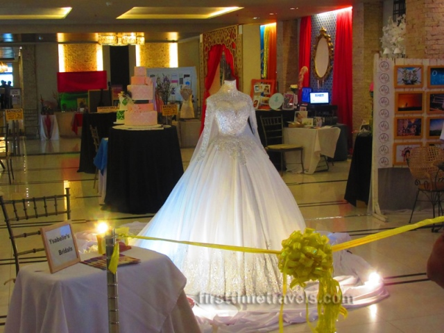 Fashion Designers are available to design gowns.