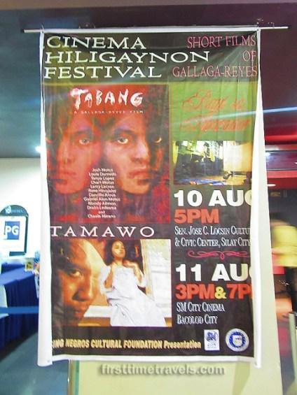 Cinema Hiligaynon Festival