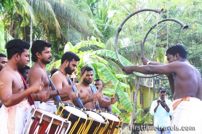 Panchavadyam Kerala Blog Express