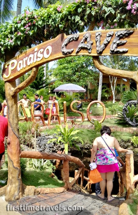Camotes Islands Paraiso Cave