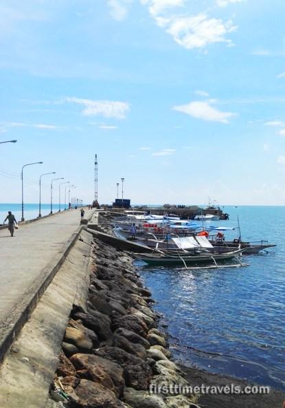 Sagay port
