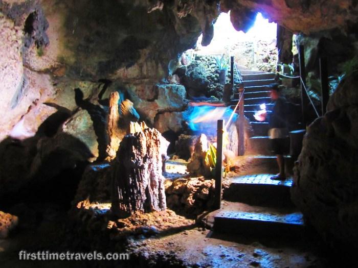Camotes Islands Bukilat Cave