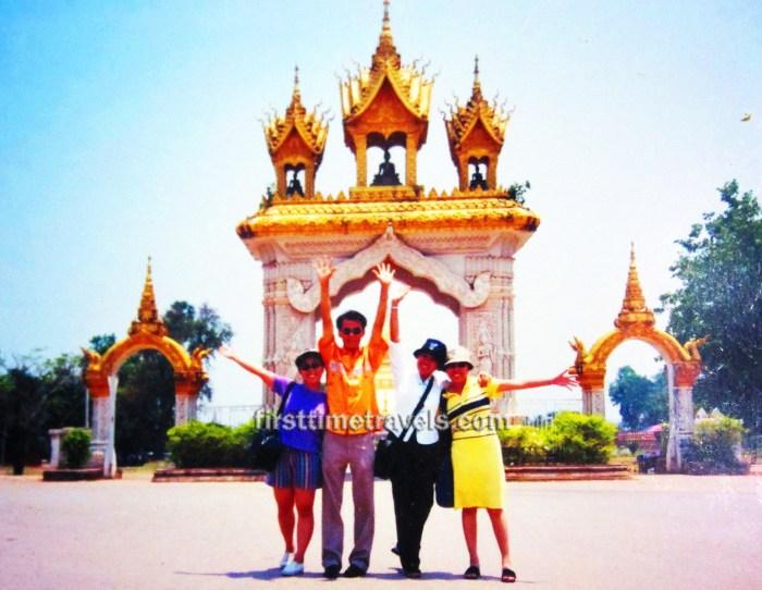 Pha That Luang ASEAN Laos