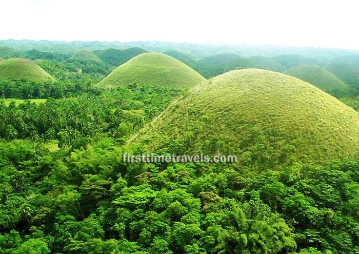 Chocolate Hills ASEAN Philippines
