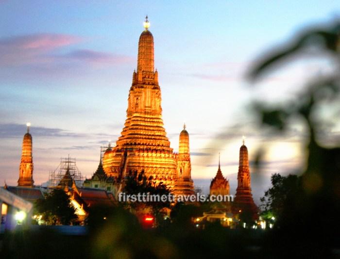Wat Arun ASEAN Thailand.