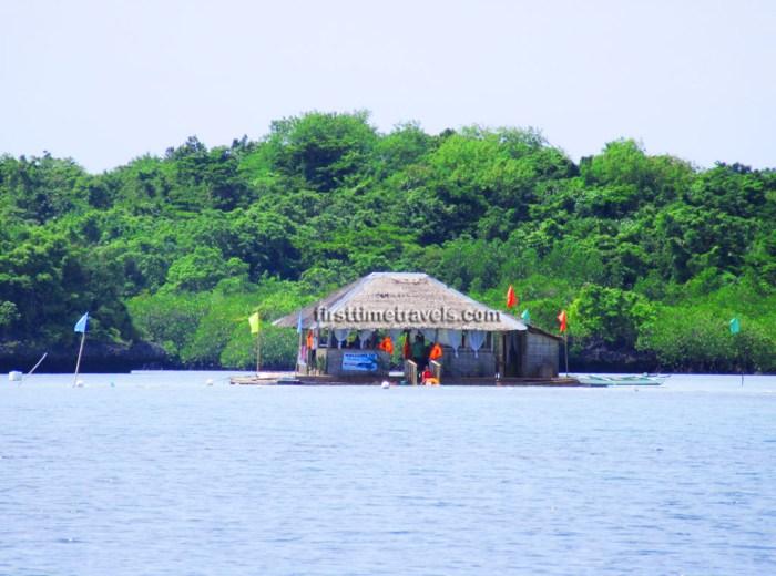 Guimaras Floating Cottage