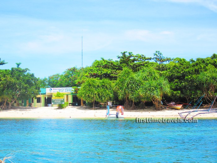 Taklong Island National Marine Reserve