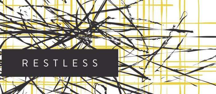 restless website banner