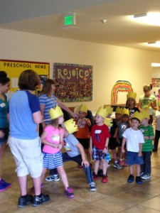 VBS was a day of joy and delight!