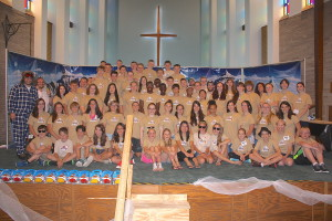 Crew Leaders for Everest VBS