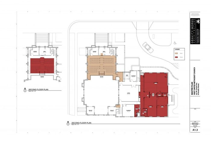 2015-04-23 Second Floor Plan
