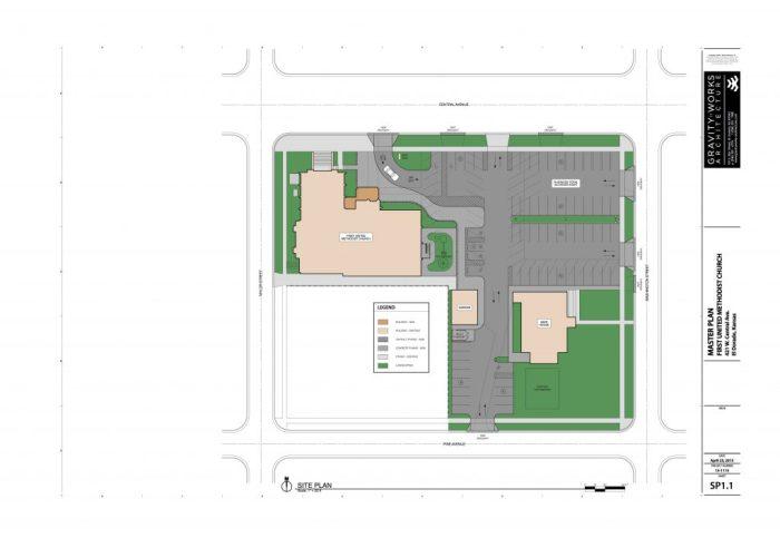 2015-04-23 Site Plan