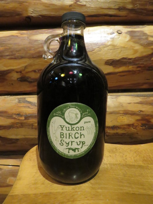 Uncle Berwyn's Birch Syrup