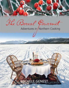 Michele Genest The Boreal Gourmet
