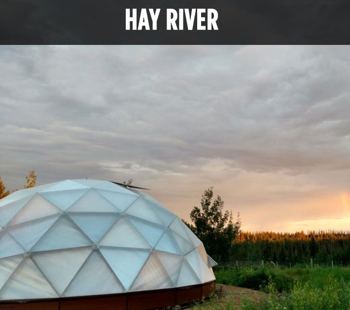 blog oposts about Hay River, NWT. From FirstWeEat.ca, the Food Security North of 60 website supporting First We Eat, a documentary by Yukon filmmaker Suzanne Crocker about eating only locally-grown foods in in Dawson City, Yukon, in Canada's North, for one year.