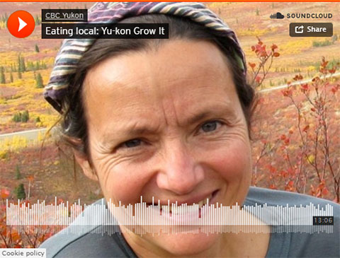 Yu-Kon Grow It: Eating Local with Suzanne Crocker