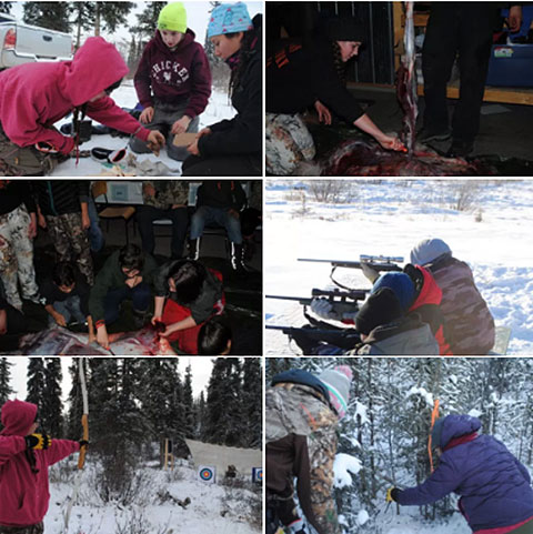 Suzanne's Blog: First Hunt Culture Camp