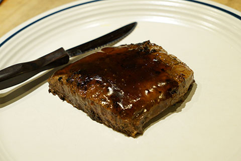 Suzanne's Blog: OMG! I Cooked a Steak!