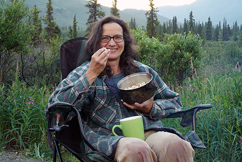 Suzanne's Blog: Camping Local Style